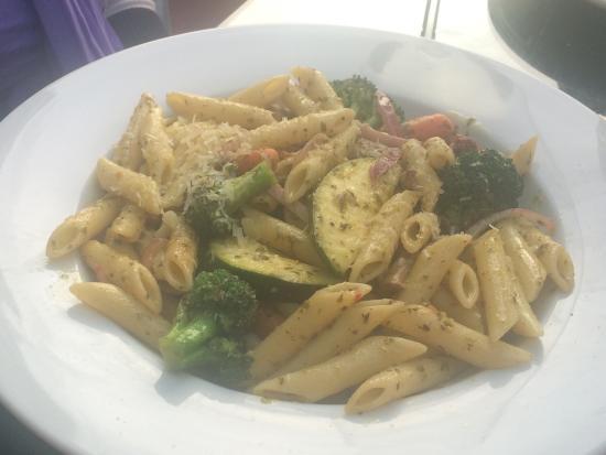 Wildfire Grill: Pasta primavera
