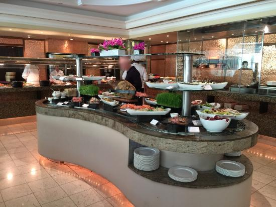 Outstanding One Of The Buffet Self Service Areas Picture Of Melba Download Free Architecture Designs Grimeyleaguecom
