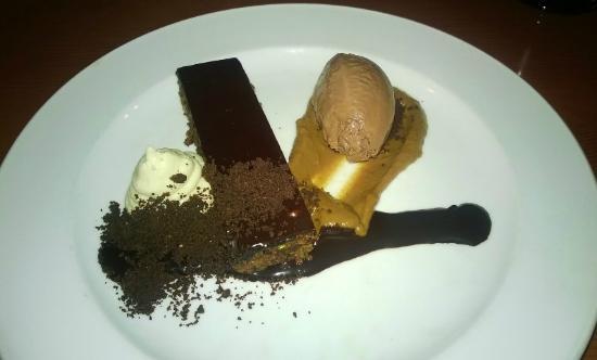Cafe Brio: Dolce al cioccolato