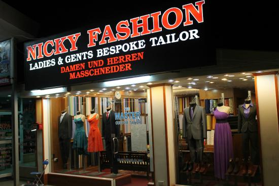 Chaweng, Thailand: nicky fashion store