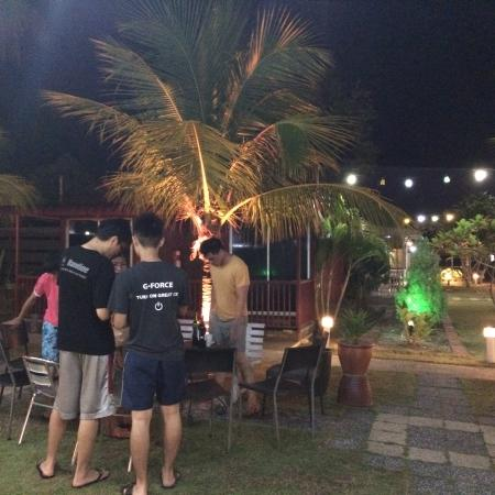 The Cabin Langkawi: Hang out spot