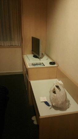 Hotel New Hiroden : 部屋
