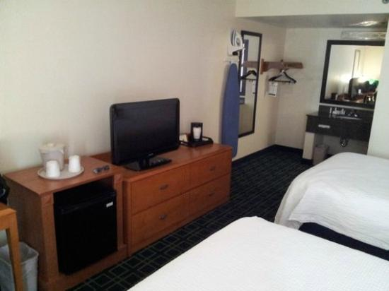 Fairfield Inn Scottsdale North : Guest room
