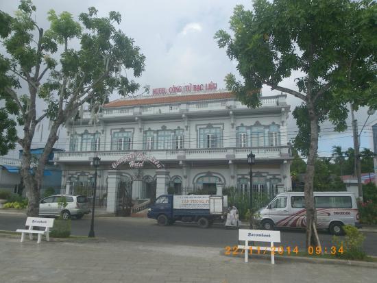 Cong Tu Bac Lieu House (Prince of Bac Lieu House)