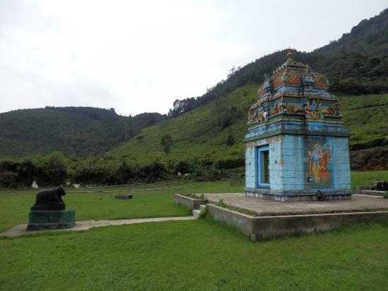 Red Hill Nature Resort: temple