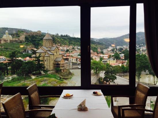 Hotel Kopala : Завтрак с приятным видом