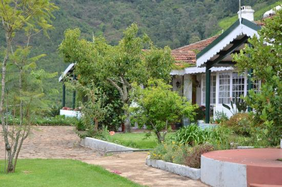 Red Hill Nature Resort: valley view rooms