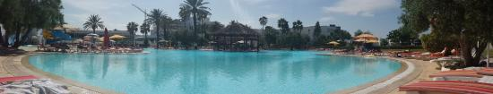 Thalassa Sousse Resort & Aquapark: Pool