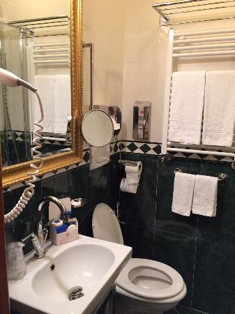 Hotel Manfredi Suite in Rome Photo