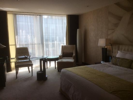 China National Convention Center Grand Hotel: номер 1512
