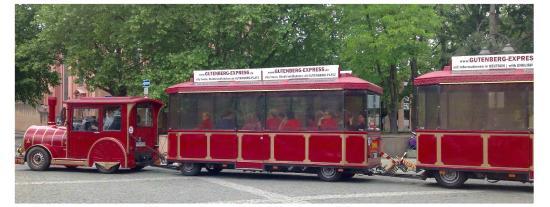 Gutenberg-Express: Gutenberg Express