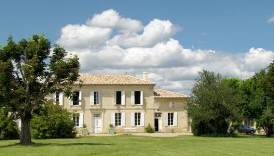 Saint-Vincent-de-Pertignas, France: Domaine de Polus