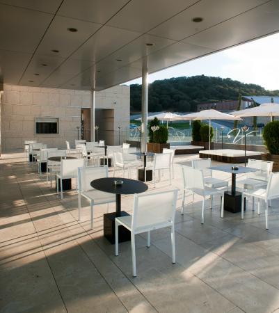 Valbusenda Hotel Bodega & Spa: Valbusenda Enoterraza