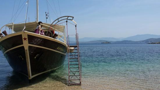 Dassia, Greece: Asteras Day Cruises