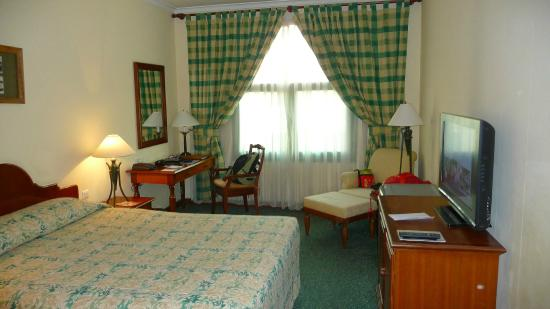 AVANI Hai Phong Harbour View Hotel: chambre