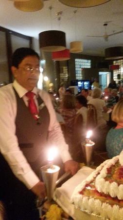 Hotel Imperial : lovely gentleman