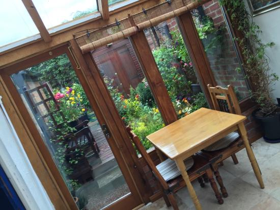 Gramarye Suites B&B : The garden room and a fantastic stay thank you x