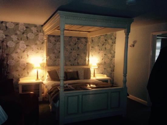 Claxton Hall Cottage B&B : Wonderful stay at Claxton cottage!
