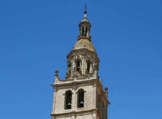 Iglesia de Santa Maria y Capilla de los Benavente