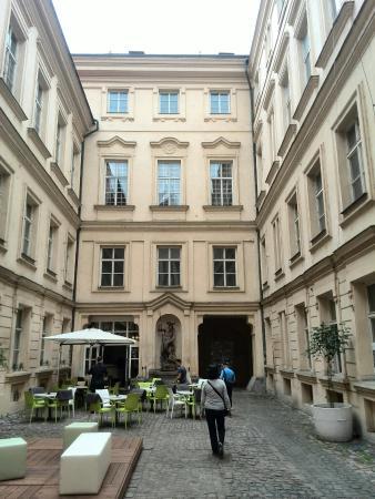 Colloredo-Mansfeldsky Palac Galerie