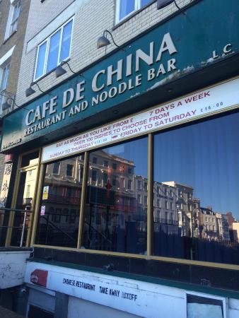 Cafe de China
