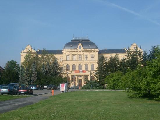 Jihoceske Muzeum