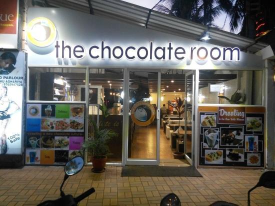 The Chocolate Room Calangute Resort Park Avenue