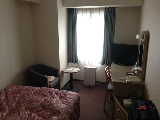 Oustat Kokusai Hotel Tajimi: Room: general view