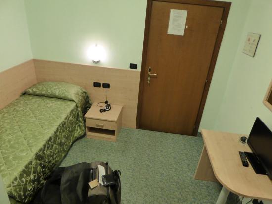 Hotel Toscana: Single room