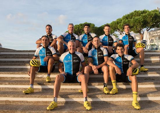 Stephen Roche Cycling Team 2015