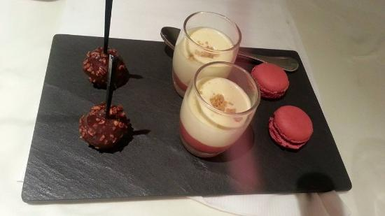 Restaurant Kasbur : Dessert