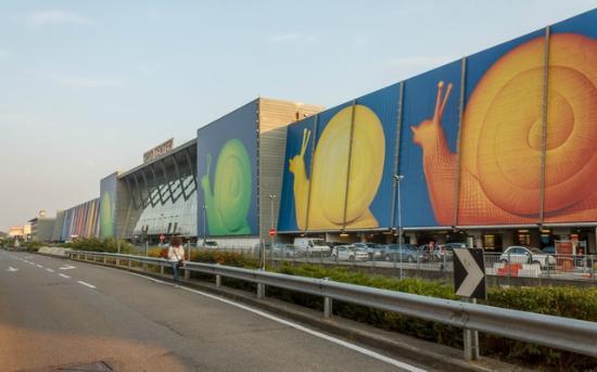 Orio Al Serio, Italie : Oriocenter