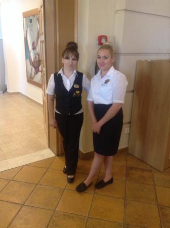 Mitsis Norida Beach Hotel: wonderful staff