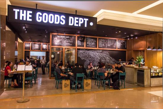 The Goods Cafe - Pacific Place