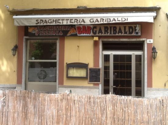 Spaghetteria Garibaldi : .