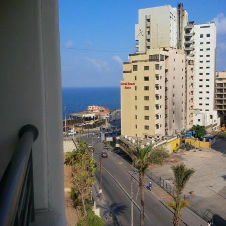 Ramada Plaza Beirut Raouche: view