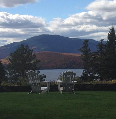 Blair Hill Inn : Just never gets old no matter how many times you visit!