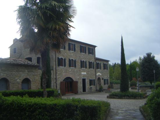 Hotel San Luca Cortona