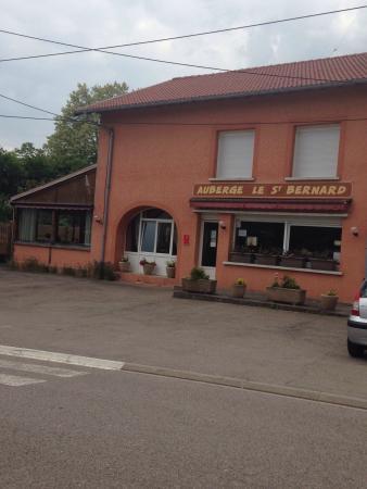Auberge le Saint-Bernard