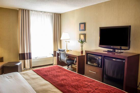 Comfort Inn RTP: King Room 2