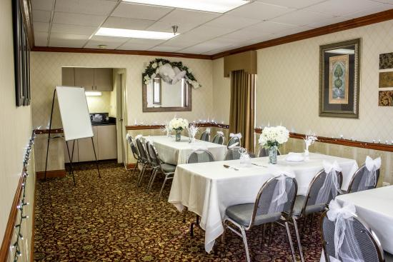 Comfort Inn RTP: Meeting Space