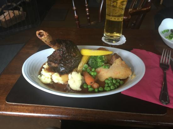 Coach and Horses: Mains