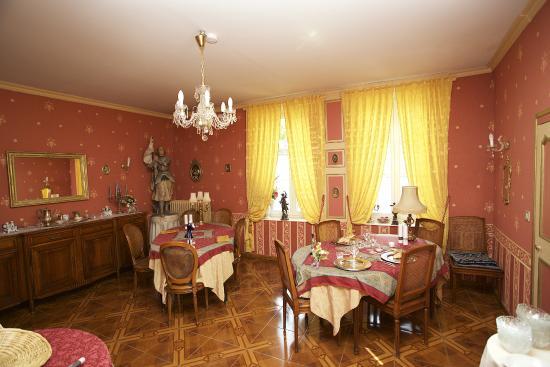 Château de Labessiere : Dining Room