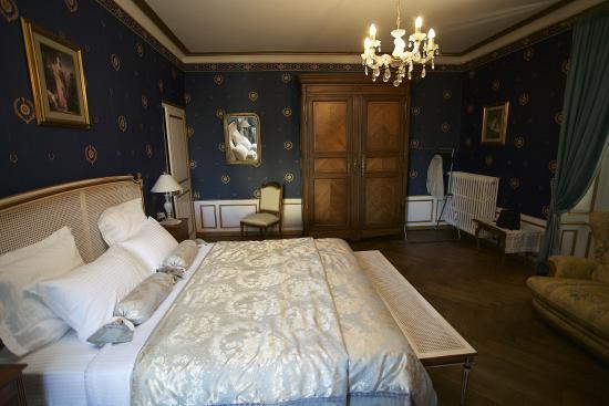 Château de Labessiere : Bedroom