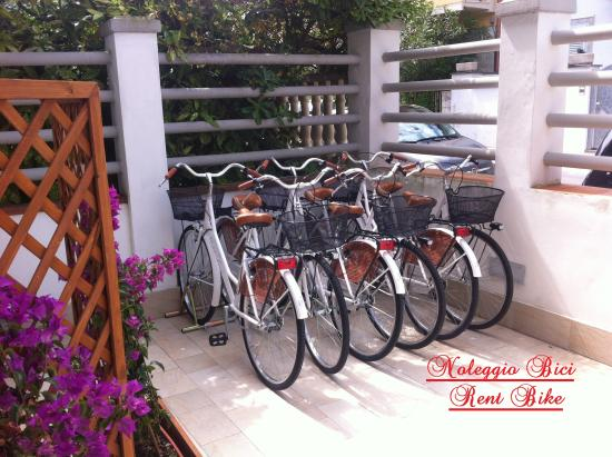 Noleggio Bici - Rent Bike Hotel Lisa' Viareggio