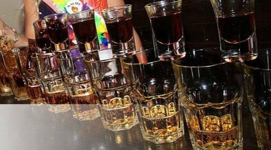 Jagerbombs Picture Of Missoula Cardiff Tripadvisor