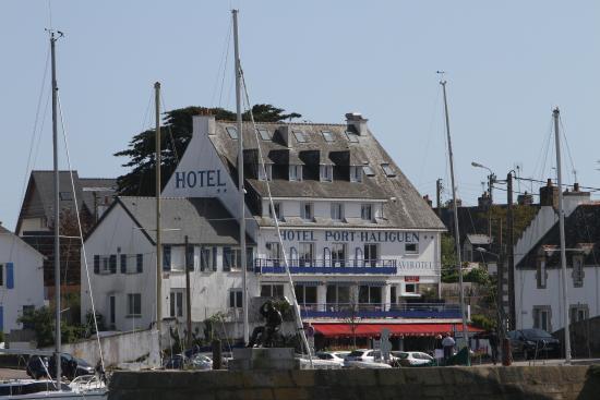 Hotel port haliguen updated 2017 reviews price comparison quiberon france tripadvisor - Hotel port salins 4 empuriabrava ...