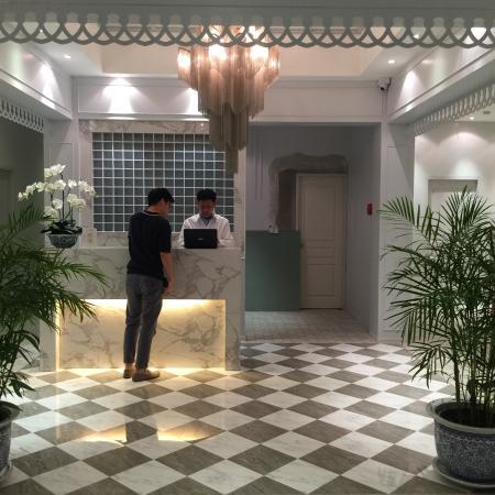 K Maison Boutique Hotel Lobby