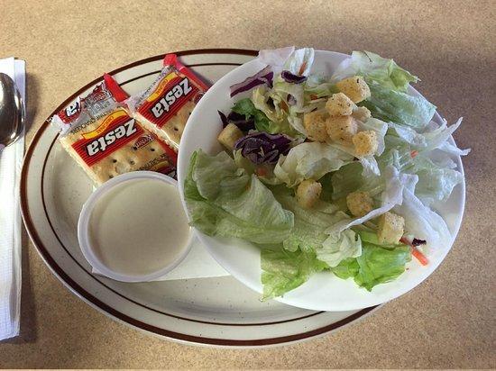 Wayside Cafe: Iceberg Ahead