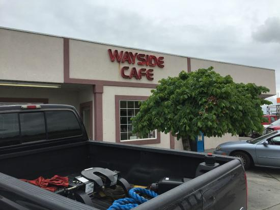 Wayside Cafe : Diners and Dives